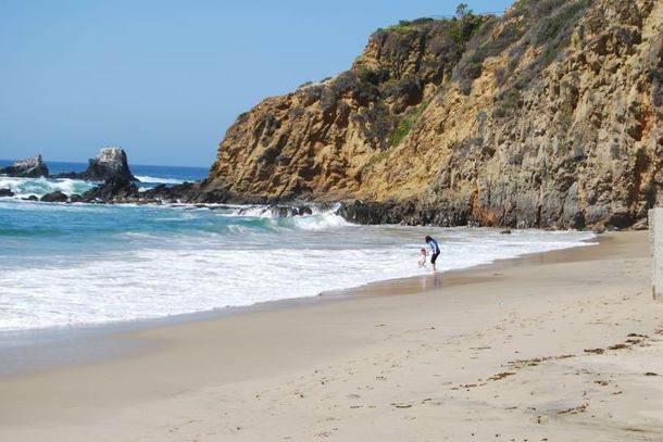 Crescent Bay Beach Visit Laguna