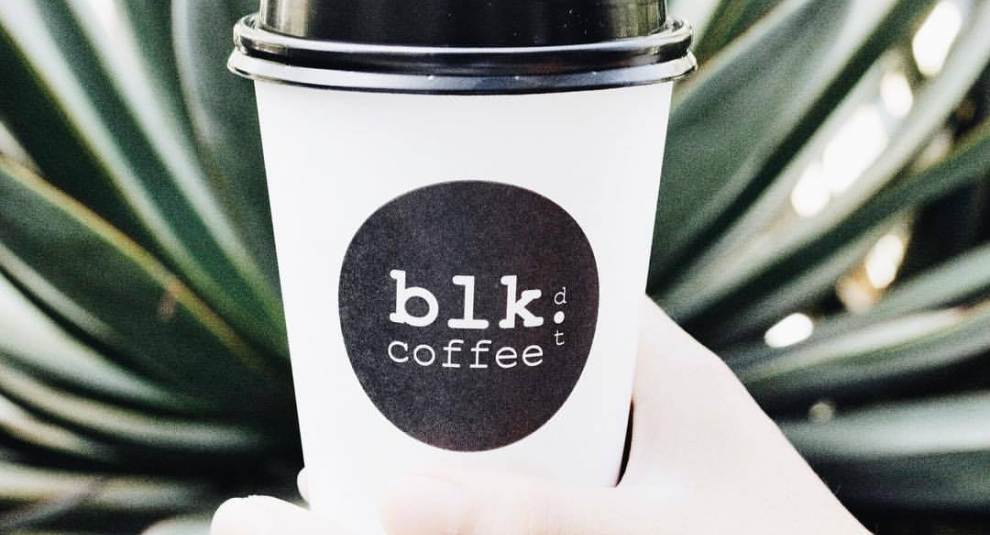 BLK Dot Coffee