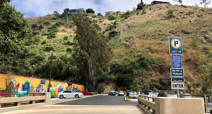Lot 10 - Laguna Canyon Road Lot