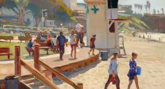Laguna Beach Plein Air Painting Invitational