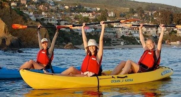 La Vida Laguna Kayak, Paddleboard, Hiking & Biking Tours, and Surfing Lessons