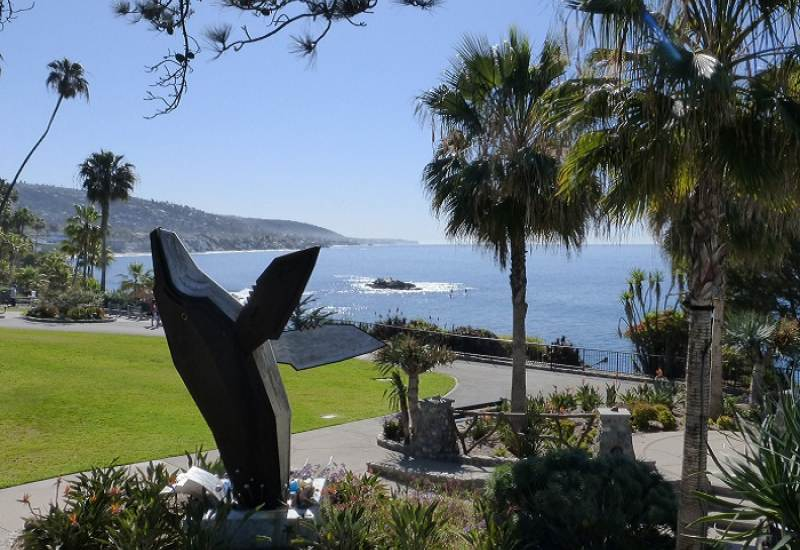 Laguna Beach Sculptures & Public Art