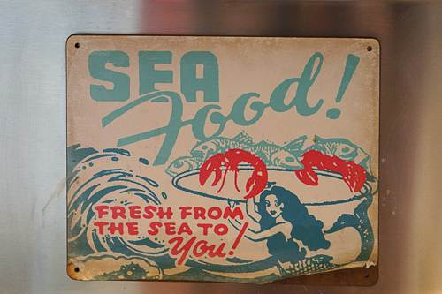 Seafood Fresh From the Sea to You!