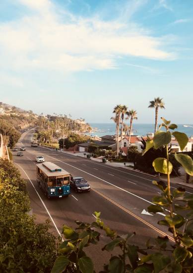 Laguna Beach Free Trolley Routes - Visit Laguna Beach