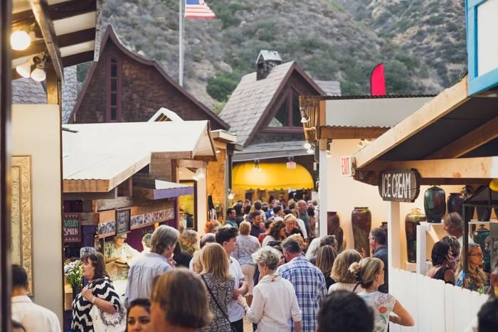 Sawdust Festival 2020.The Annual Sawdust Art Festival Visit Laguna Beach