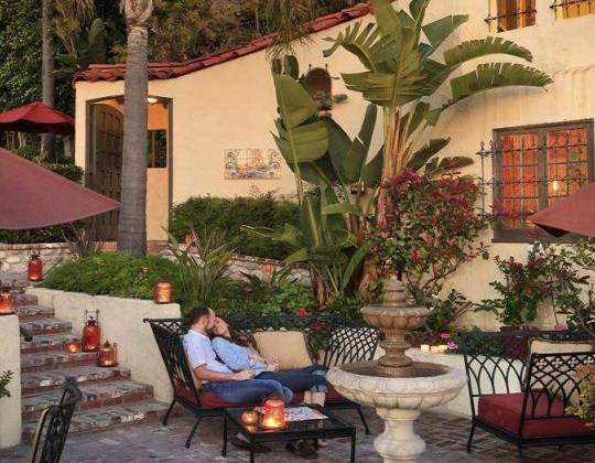 Bed & Breakfast Hotels In Laguna Beach California