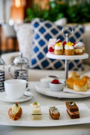 THE DELIGHTS OF AFTERNOON TEA COME TO MONTAGE LAGUNA BEACH