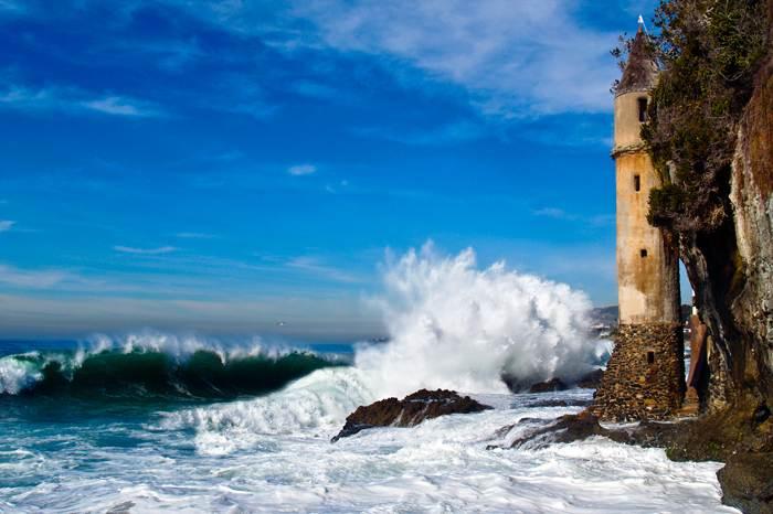 The Victoria Beach Pirate Tower - Visit Laguna Beach